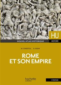 Rome et son empire : Capes, agrégation 2015-2016