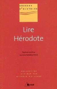 Lire Hérodote