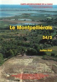 Carte archéologique de la Gaule. Volume 34-3, Le Montpelliérais