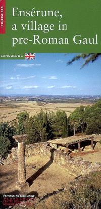 Ensérune, a village in pre-roman Gaul