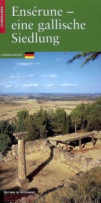 Ensérune, eine gallische Siedlung