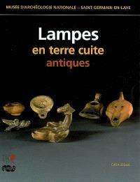 Lampes en terre cuite antiques : catalogue
