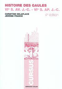 Histoire des Gaules : VIe s. av. J.-C.-VIe s. apr. J.-C.