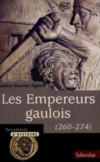 Les empereurs gaulois