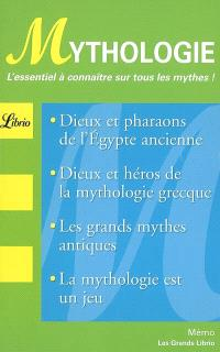 Mythologie : l'essentiel à connaître sur tous les mythes !