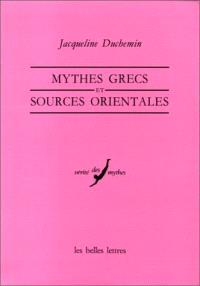 Mythes grecs et sources orientales