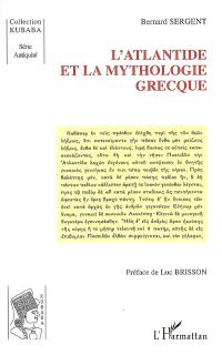 L'Atlantide et la mythologie grecque