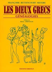 Les dieux grecs : généalogies