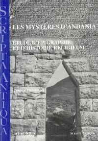 Les mystères d'Andania, étude d'épigraphie et d'histoire religieuse