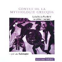 Contes de la mythologie grecque. Volume 1