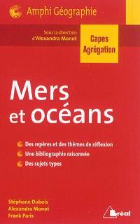 Mers et océans : Capes, Agrégation