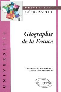 Géographie de la France : mutations humaines et économiques