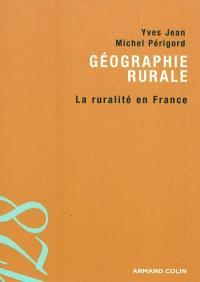Géographie rurale : la ruralité en France