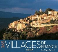 365 villages de France : calendrier perpétuel