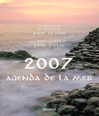 Agenda de la mer 2007