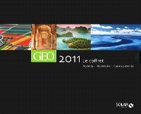 Géo 2011 : le coffret : agenda + répertoire + cartes postales