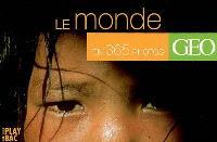 Géo monde : le monde en 365 photos, une photo Géo par jour