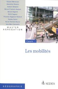 Les mobilités : master, agrégation
