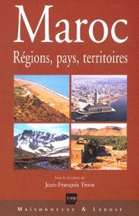 Maroc : régions, pays, territoires