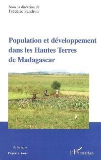 Population et développement dans les Hautes Terres de Madagascar
