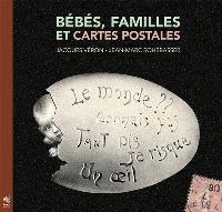 Bébés, familles et cartes postales : de 1900 à 1950