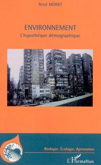 Environnement : l'hypothèque démographique