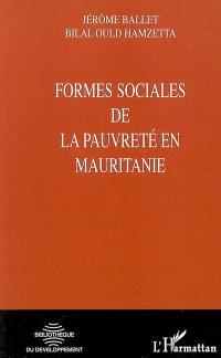 Formes sociales de la pauvreté en Mauritanie