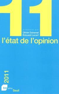 L'état de l'opinion : 2011