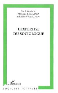 L'expertise du sociologue