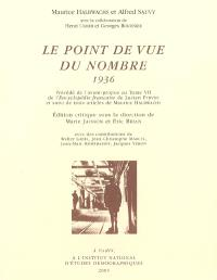 Le point de vue du nombre (1936)