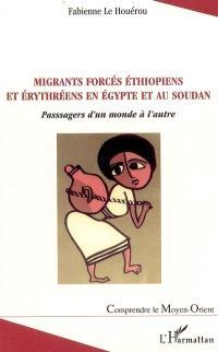 Migrants forcés éthiopiens et érythréens en Egypte et au Soudan : passagers d'un monde à l'autre