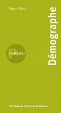 Profession, démographe