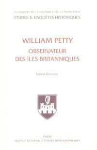 William Petty observateur des îles Britanniques