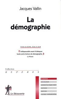 La démographie