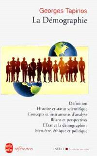 La démographie : population, économie et sociétés