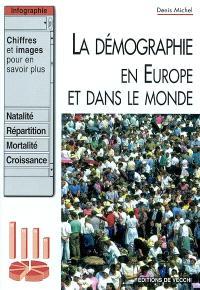 La démographie en Europe et dans le monde