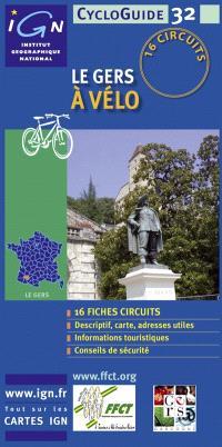 Le Gers à vélo
