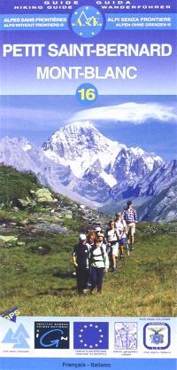 Petit-Saint-Bernard, Mont-Blanc