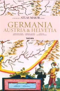 Germania : atlas maior of 1665