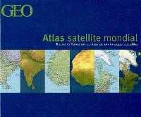 Atlas satellite mondial : toute la Terre en cartes et images satellite