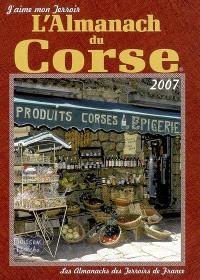 L'almanach du Corse : 2007