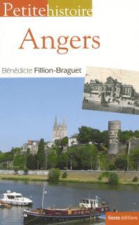 Petite histoire de Angers