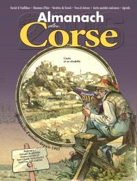 Almanach du Corse 2016