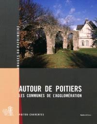 Autour de Poitiers : les communes de l'agglomération