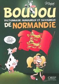 Boujou de Normandie : dictionnaire humoureux et savoureux
