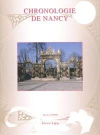Chronologie de Nancy
