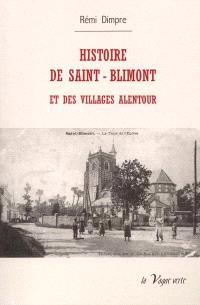 Histoire de Saint-Blimont et des villages alentour