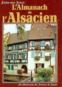 L'almanach de l'Alsacien : 2007