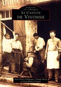 Le canton de Vivonne