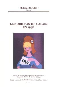 Le Nord-Pas-de-Calais en 1958